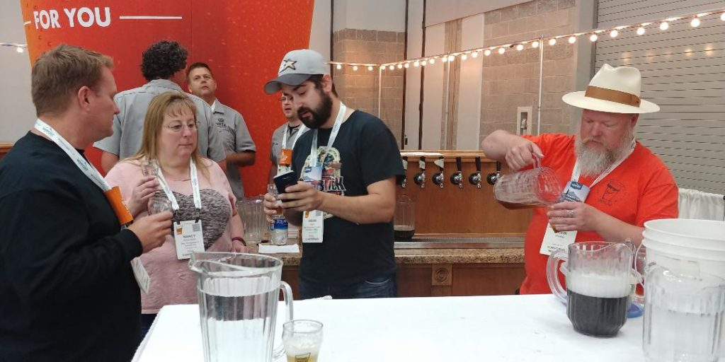 HomebrewCon 2018 Social Club